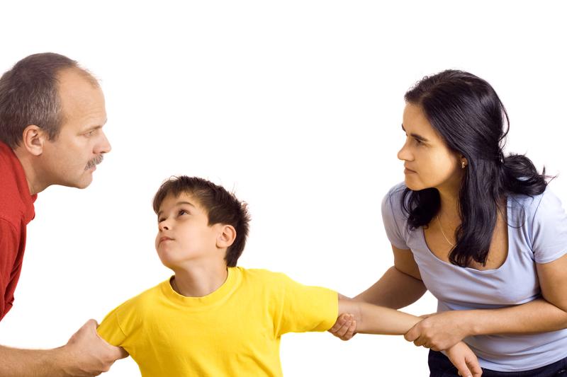 תשאירו את הילדים מחוץ לסיפור הגירושין